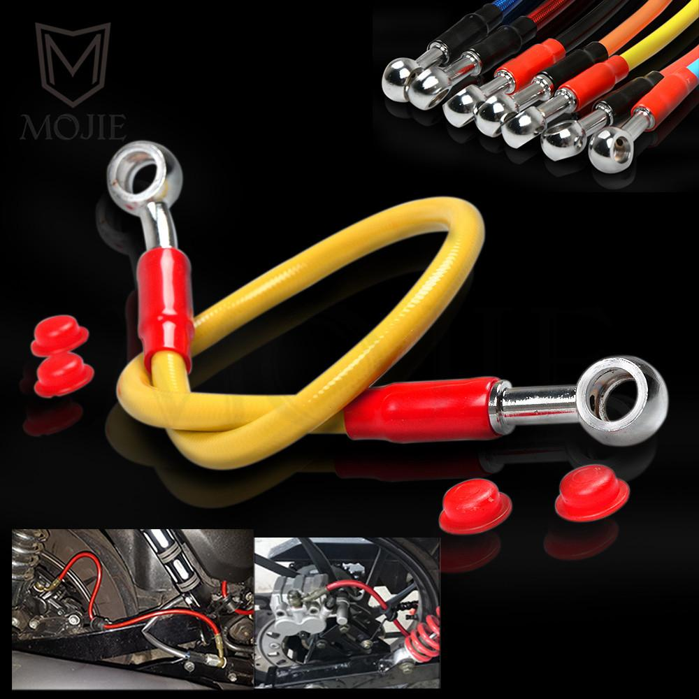 small resolution of for suzuki bandit gsf 600 1200 s sv650s for yamaha yzf r1 r6 r6s yzf600 fazer fz1 motorcycle brake pipe tubing brake hose line