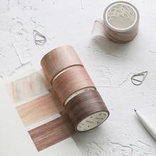 Marble Pattern Japanese Washi Tape Decorative Scotch Tape DIY Scrapbook Paper Photo Album Masking Tape Set