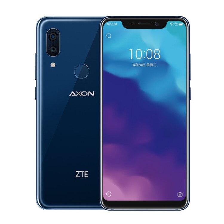 Original New ZTE Axon9 Pro Axon 9 Pro Snapdragon 845 Octa Core 6GB/8GB RAM 64GB/256GB ROM Dual SIM 6.21