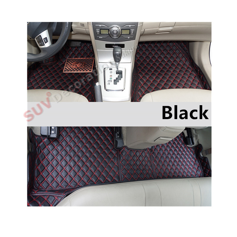 13-16   For BMW 3 Series F30  2013 2014 2015 2016  Accessories Interior Leather Carpets Cover Car Foot Mat Floor Pad 1set 11 pcs set car styling interior latex gate slot pad non slip cup mat accessories for bmw new 3 series f30 f35 320li 316i 328 lhd