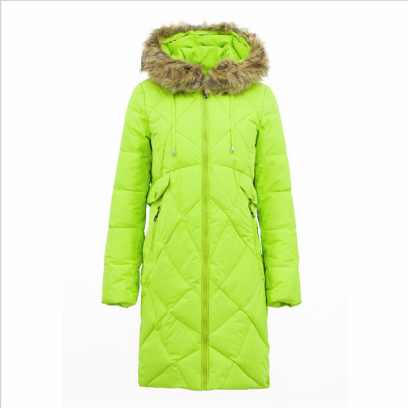 2018 FREE SHIPPING Women`s Ski Jacket Winter Wear, Waterproof And Warm Cotton Clothes, Coat, Long Coat Collar And Fur. 2016 new aarrivals fashional women hoody long style warm winter coat women plus size s xxl free shipping