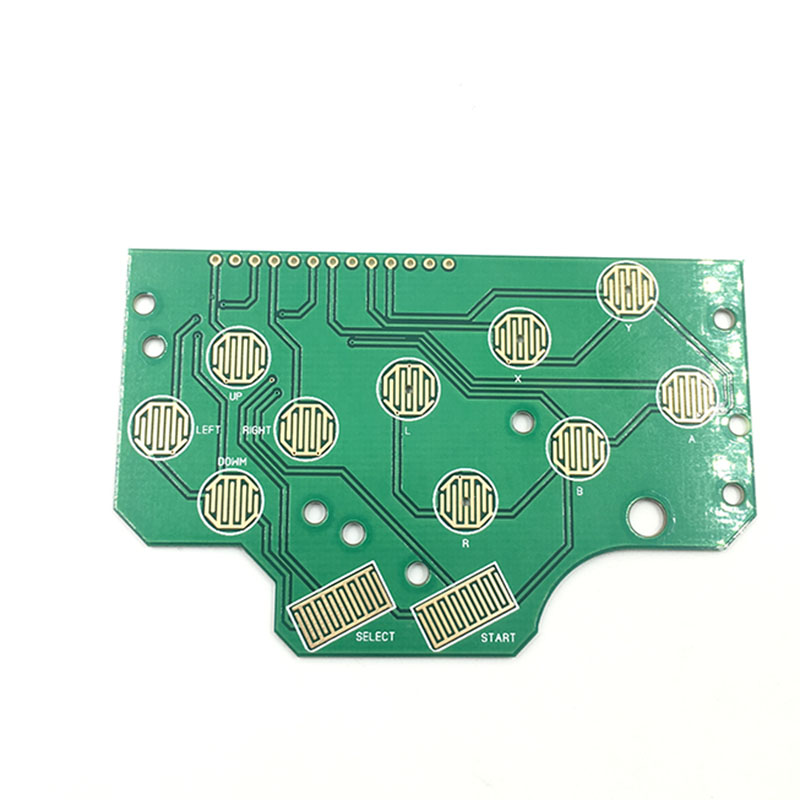 For Nintendo Game Boy Zero DMG-01 Button Pcb Controller Card Common Ground For Raspberry Pi