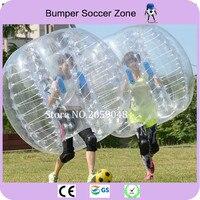 1,5 м прозрачный надувной пузырь Футбол футбол Zorb для взрослых Надувные людской бампер мяч отдых на открытом воздухе Спорт