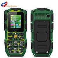 (ギフト!) oeina XP1 ロシアキーボード本当に防水と耐衝撃携帯電話 2500 7000mah ワイヤレス FM 懐中電灯携帯電話
