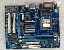 orginal  desktop motherboard  G41MT-S2PT  775pins  DDR3 fully integrated