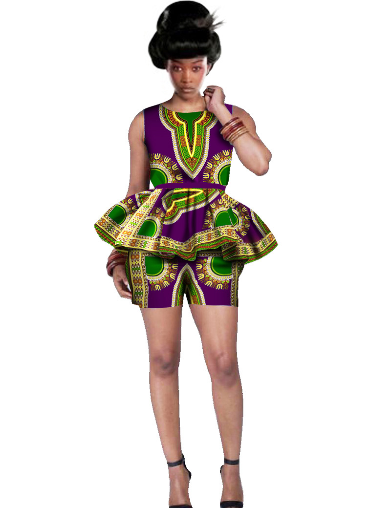 1000 Images About African Print 2 Piece Outfit On: Women African Clothing 6XL Women African Outfits 2 Piece