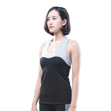 Women Yoga Vest Fitness Running Tank Sport Tops Quick Drying Tees Jogging Exercises Sleeveless