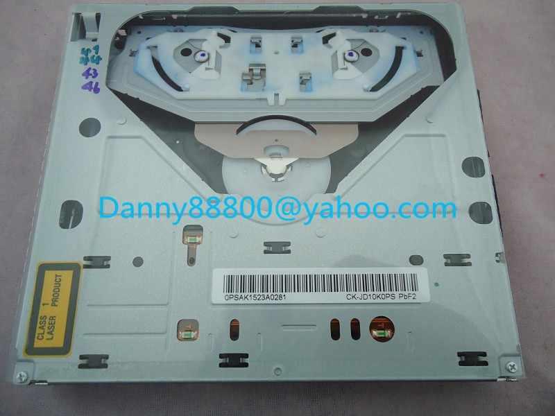 100% מותג חדש YEAP01A015A DVD65 RAE2501 3370 4801 עבור Matsushita מנגנון DVD 2012 טויוטה קאמרי DVD לרכב ניווט אודיו