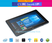 New Arrival Cube iwork10 Ultimate Dual Boot Tablet PC 10.1'' IPS Android 5.1 + Windows10 Atom X5 Z8300 Quad Core HDMI Camera