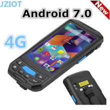 JZIOT warehouse data collector with barcode scanner 2d 1d rugged android handheld