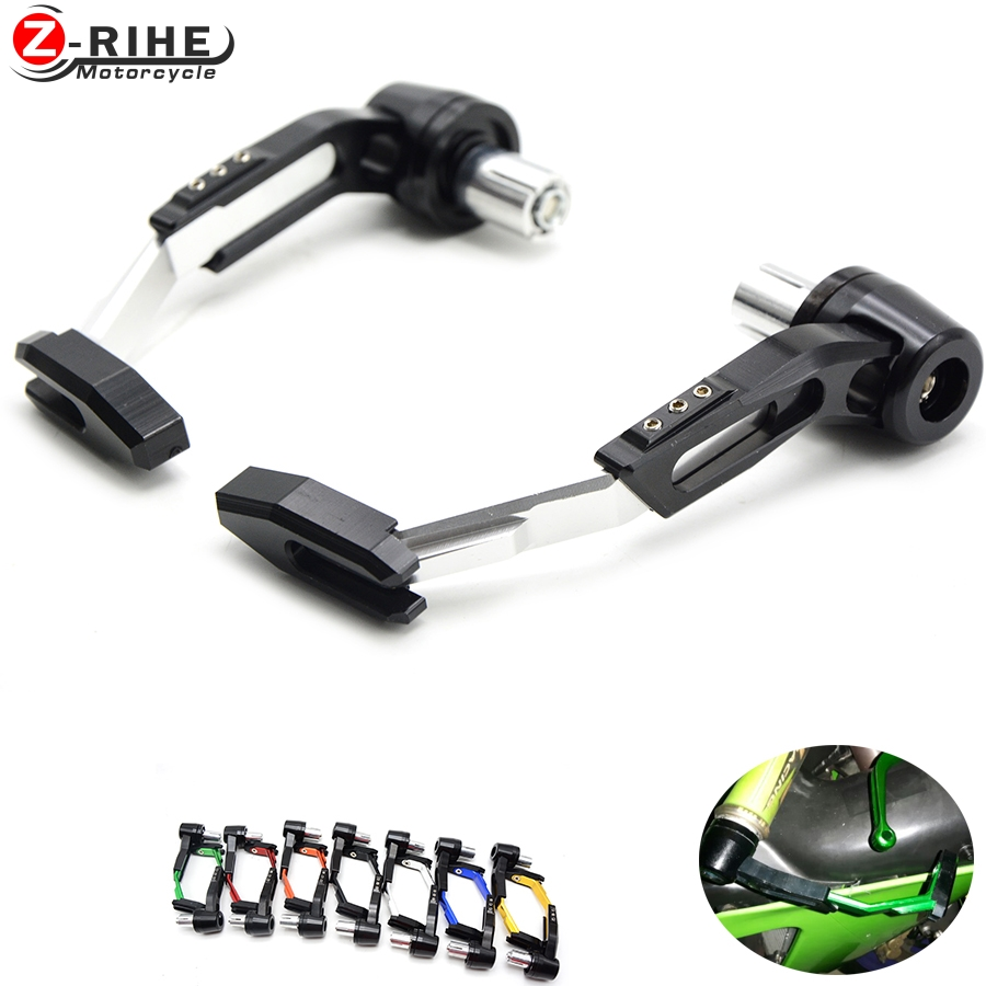 """7/8"""" 22mm Motorbike proguard system brake clutch levers protect for aprilia ducati honda hyosung triumph ktm suzuki yamaha r3 r1-in Levers, Ropes & Cables from Automobiles & Motorcycles on AliExpress - 11.11_Double 11_Singles' Day 1"""