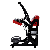 AP1719 Semi Automatic LOGO Hot Press Machine for Soccer/Ball/Football/Basketball Logo Hot Press Heat Transfer Printing Machine