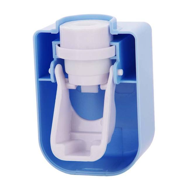 Bathroom Accessories Sets Wall Mount Touch Automatic Auto Squeezer Toothpaste Dispenser Hands Free Squeeze Out Hot Sale