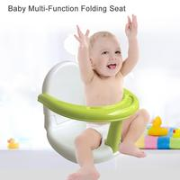 Baby Multi Function Folding Seat Child Folding Bath Seat Children's Chair Toddler Chair