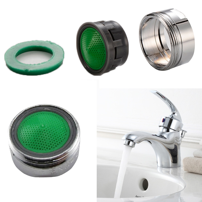 Hot Useful Bubbler 22mm Faucet Aerator Bubble Tap Filter Water Saving Nozzle Attachment Accessories FP8 AU06