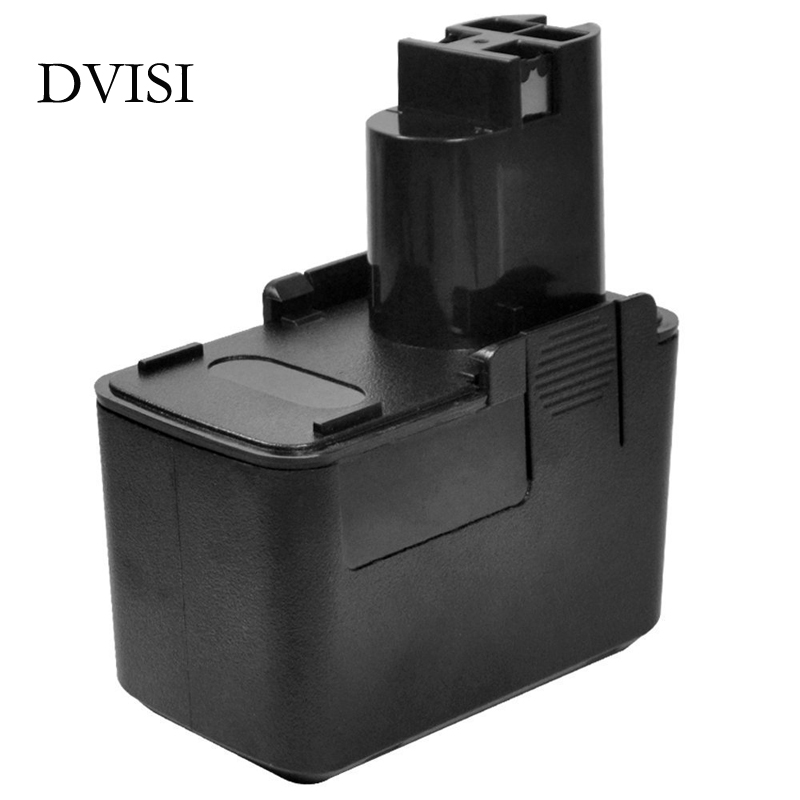 For Bosch Battery 12V 2000mAh Rechargeable Battery Pack Power Tool Battery for Bosch BAT011 2 607 335 GSB12VE-2 Ni-cd new 24v ni mh 3 0ah replacement rechargeable power tool battery for bosch bat299 bat240 2 607 335 637 bat030 bat031 gkg24v