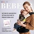 3-36 Mes 5 en 1 posición 20Kg Ergonómico multifunción hipseat Corregir la postura del bebé mochilas porta bebé niño sling