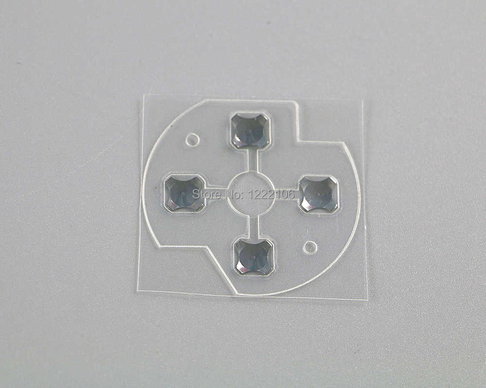 Chengchengdianwan xbox one xboxoneコントローラdパッドd-パッドメタルドームスナップpcbボードボタン導電性フィルム