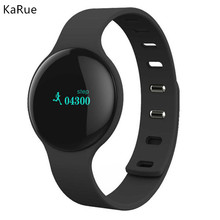 Karue новый оригинальный Смарт-часы H8 SmartBand Водонепроницаемый Bluetooth Smart Браслет Спорт Pulsera inteligente для IOS Android