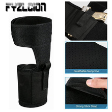 Outdoor Tactical hunting Folding Foot Holster Stealth Set of Legs For Glock 17 19 26 27 30 42 43 45 Pistol Gun Holste