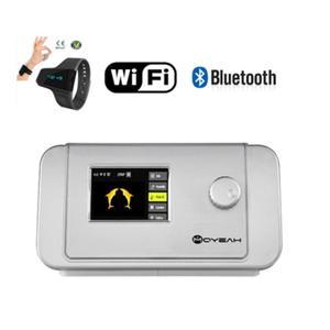 Image 1 - MOYEAH Bipap מכונת CPAP T 25A רפואי מכונה ציוד הנשמה עם אנטי לנחור שינה סיוע שעון & Wifi אינטרנט מחובר