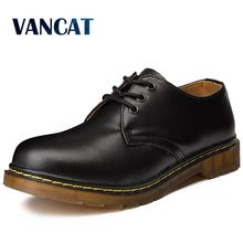Big Size Brand Breathable Men's Oxford Shoes Top