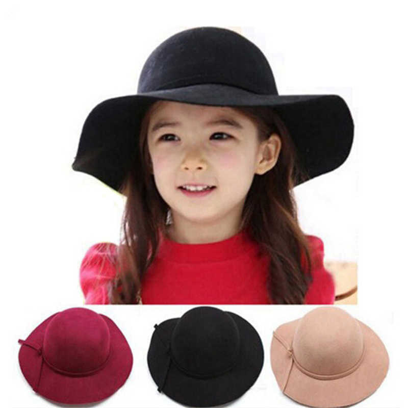 714d4a271d8 ... 1PCS Children s Baby Girl Kids Sun Hat Summer Lovely Fashion Straw Hat  Beach Cap Toddlers Infants ...
