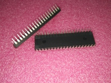Free Shipping 10pcs/lots AT89S52-24PU AT89S52 DIP-40 New original IC In stock!