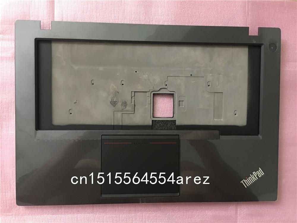 New Original laptop Lenovo Thinkpad T440 Touchpad Clickpad Palmrest case /The keyboard cover 04X5469 цена