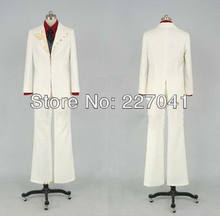 Umineko no Naku Koro ni Battler Halloween cosplay costume custom made Free Shipping A0190(China)