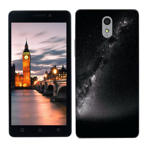 Phone Cases For Lenovo Vibe P1M Silicone Sleeping Painted Protector for Lenovo P1M Cover For Lenovo Vibe P1Ma40 P1 M Coque Karachi