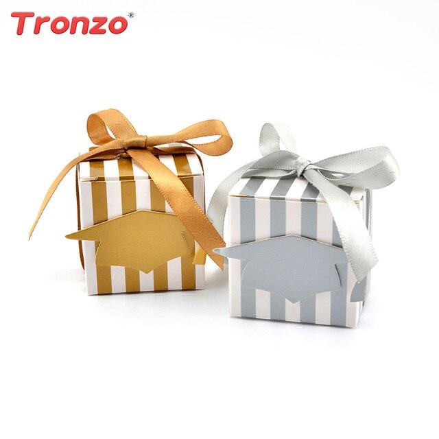 Tronzo 10 Teile Los Abschlusshut Pralinenschachtel Graduierung