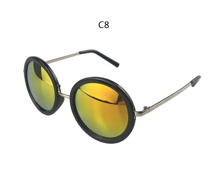 eb92a6cf5575e Pro Acme Revestimento Retro Rodada Óculos De Sol Das Mulheres Da Marca Do Vintage  Óculos de Sol óculos De Sol Gafas lunette de soleil CC0814