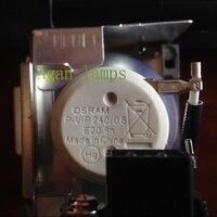 Подлинная OEM 5j. j7l05.001 оригинальный Замена лампы проектора с жильем для BenQ W1070/w1080st Проекторы 180 дней гарантии