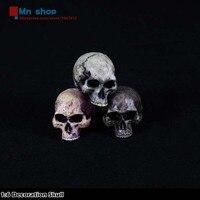 1 6 Soldier Scene Furniture Accessories COOMODEL 1 6 Scene Accessories Skull Ornaments Do Old Skull