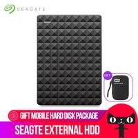 Seagate Expansion USB 3.0 HDD 2.5 1TB 2TB 4TB Portable External Hard Drive Disk for Desktop Laptop