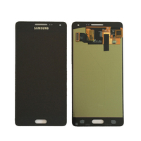 100 Tested Super Amoled For Samsung Galaxy A5 2015 A500 A500F A500M LCD Display Touch Screen