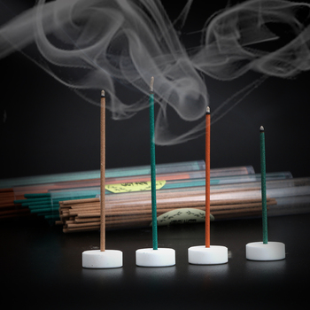 50pcs Indoor Natural Incense Burner Sticks Aroma Sleep Health Incense Sticks Home Decor Sandalwood Rose Green Tea Aromatherapy 1