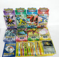 2016 December Hot Sale 25Pcs/Set Mega No Repeat Ramdon Pokecard STICKER Cards  best christmas gift 16pcs normal 1pcs shiny card