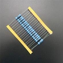 20 шт. 2 Вт Резистор Металлические Пленочные 180 ом 180KR К +/-1% RoHS Свинец На Складе DIY ЧАСТИ КОМПЛЕКТ резистора обновления сопротивление