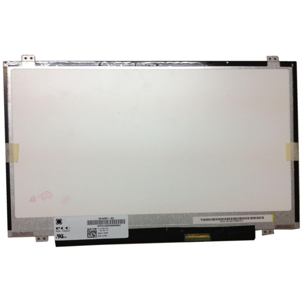 HB140WX1-300 Fit HB140WX1-400 500 600 B140XTN02.3 B140XW03 LP140WH2 TLA2 40 PIN