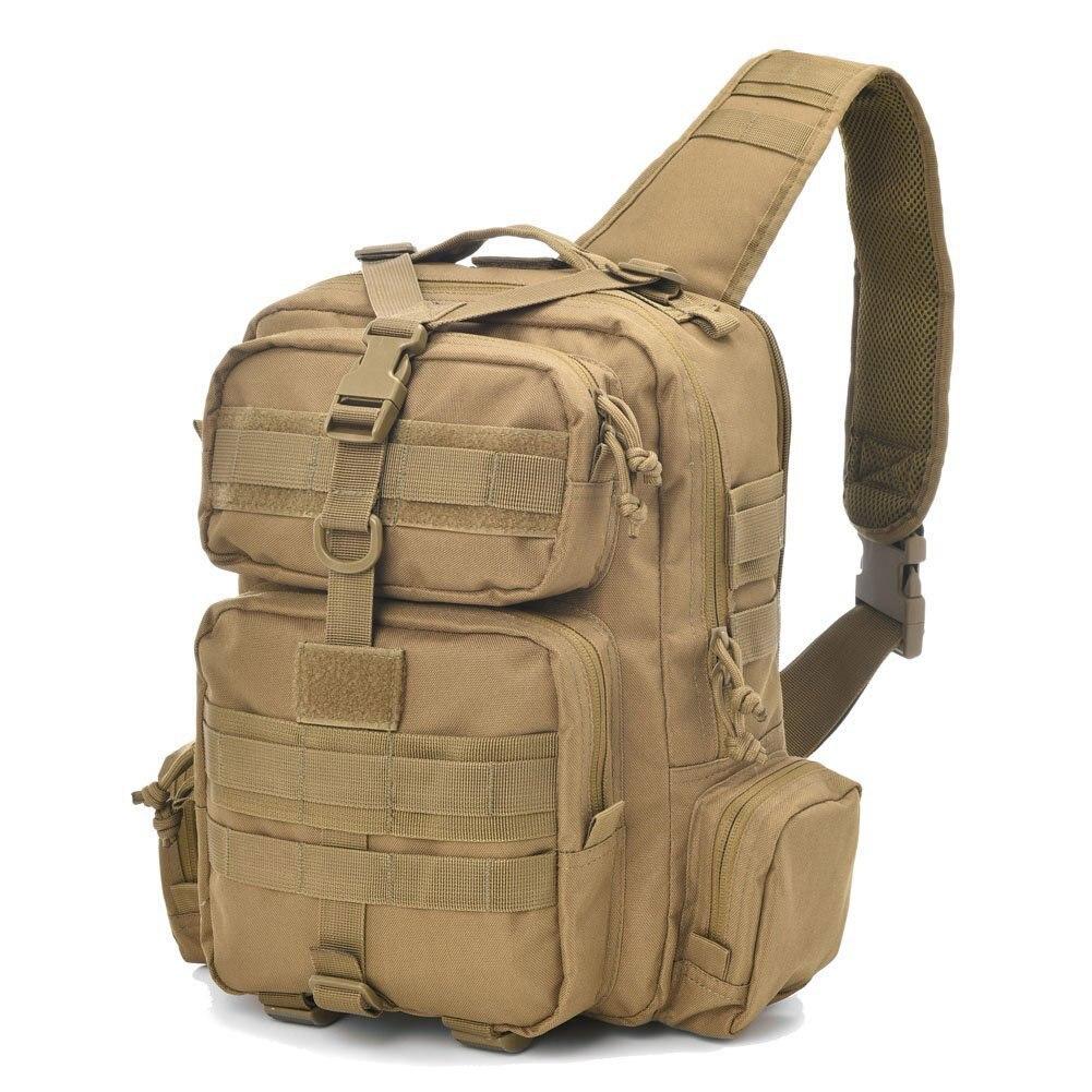Sac à bandoulière tactique sac à bandoulière militaire Rover sac à dos à bandoulière EDC Molle