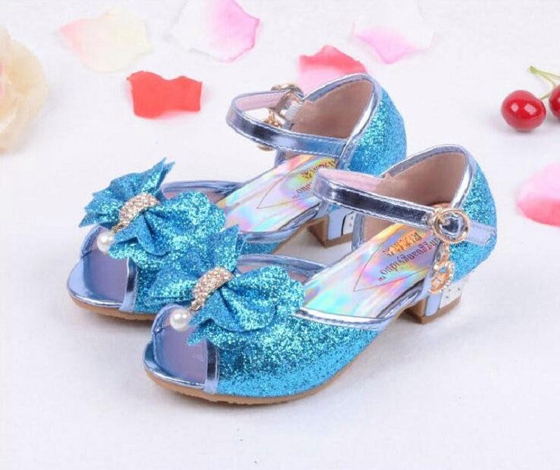 Nieuwe zomer prinses sandalen kinderen muiltjes klompen schoenen - Kinderschoenen - Foto 6