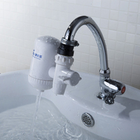 Hight Quality Kitchen Faucets Filter Tap Water Filter Household Water Purifier Washable Ceramic Filter Mini Water