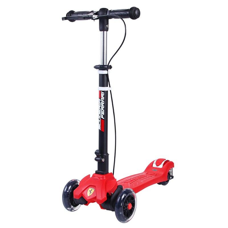 children roller kick scooter child wheel roller skates. Black Bedroom Furniture Sets. Home Design Ideas