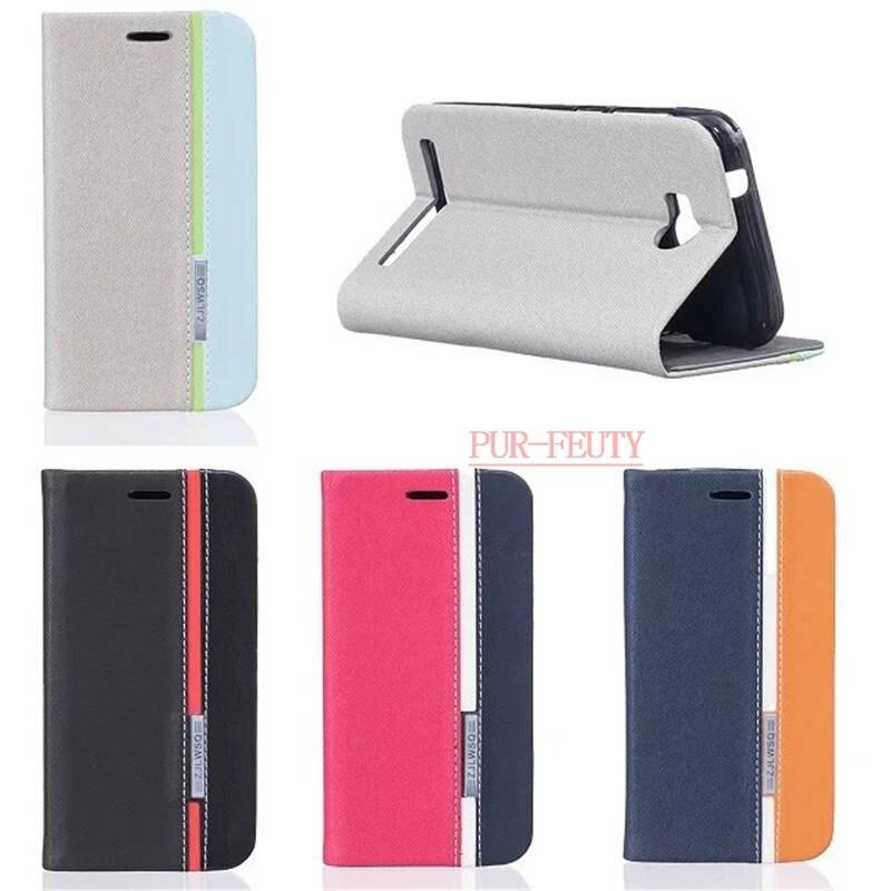 Huawei Y 3 <font><b>II</b></font> 2 3 <font><b>II</b></font> LUA-L21 LUA-U22 случае Холст смесь Цвет Искусственная кожа флип Бумажник карты для huawei y3ii <font><b>y3</b></font> <font><b>ii</b></font> 2 LUA L21 U22