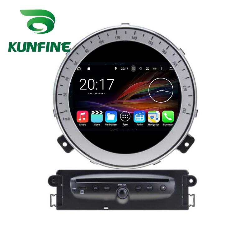 Octa Core 4 GB RAM Android 8.0 voiture DVD GPS Navigation lecteur multimédia voiture stéréo pour BMW Mini Cooper après 2006-2013 Radio