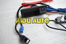 RGB REAR VIEW CAMERA Low Camera KIT FOR JETTA MK6 TIGUAN RNS510 RCD510 RNS315