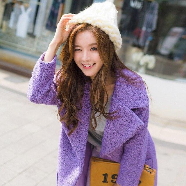 a80ebd3ac71e casaco feminino winter women coat abrigos mujer sobretudo poncho feminino  inverno 2016 manteau femme female coat