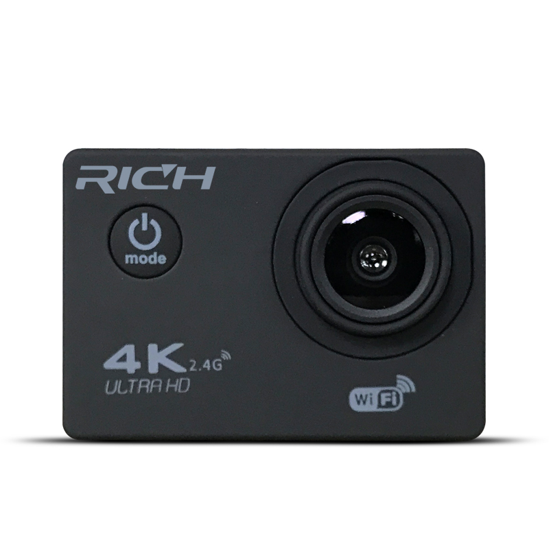 F60B 16MP 4K FHD 1080P 2.0 Inch LCD Sports Camera Waterproof 30M WIFI Action Cam Support WIFI Waterproof Remote Control